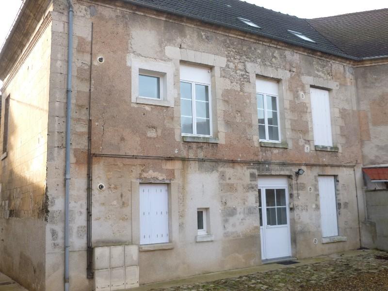 Erlon immobilier : Maison ancienne rénovée comprenant 3 F3
