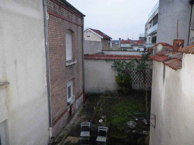 Erlon immobilier : Arrière immeuble