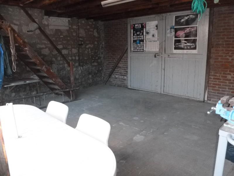 Erlon immobilier : grand garage