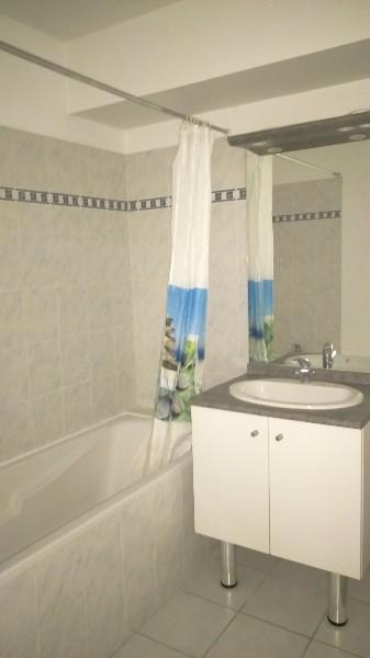 Erlon immobilier : Salle de bain avec points machines
