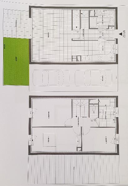 Erlon immobilier : Plan maison T4