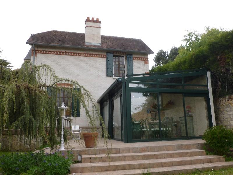 Erlon immobilier Véranda avec terrasse