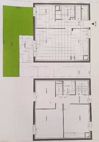 Erlon immobilier : Plan maison T5