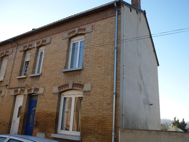 Erlon immobilier Maison ancienne