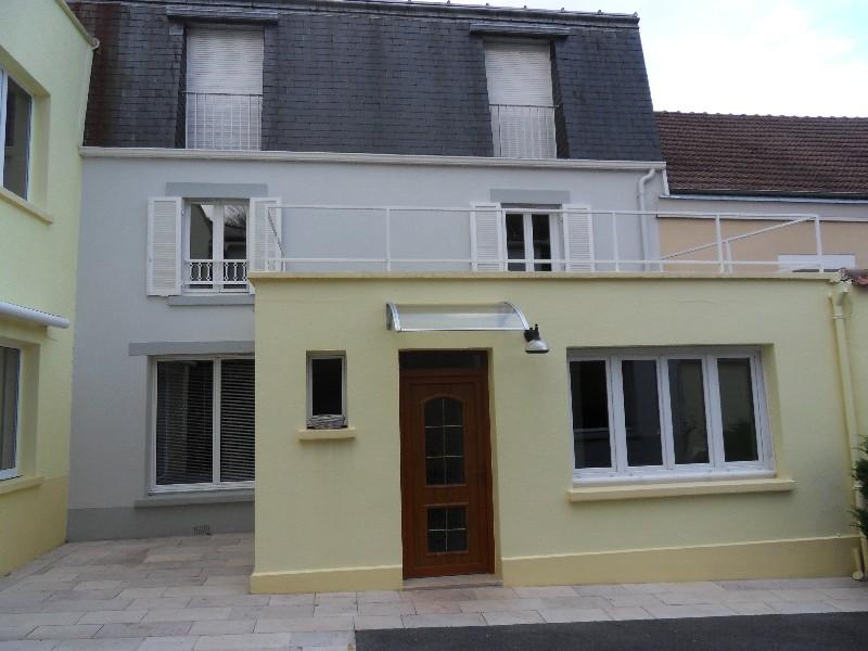 Erlon immobilier : FACADE