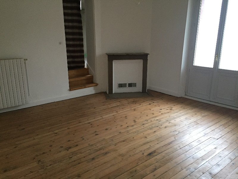 Erlon immobilier : chambre avec dressing