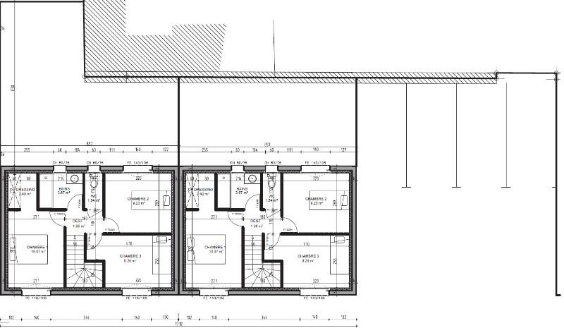 D 39 erlon immobilier for Prix m2 construction maison neuve rt 2012