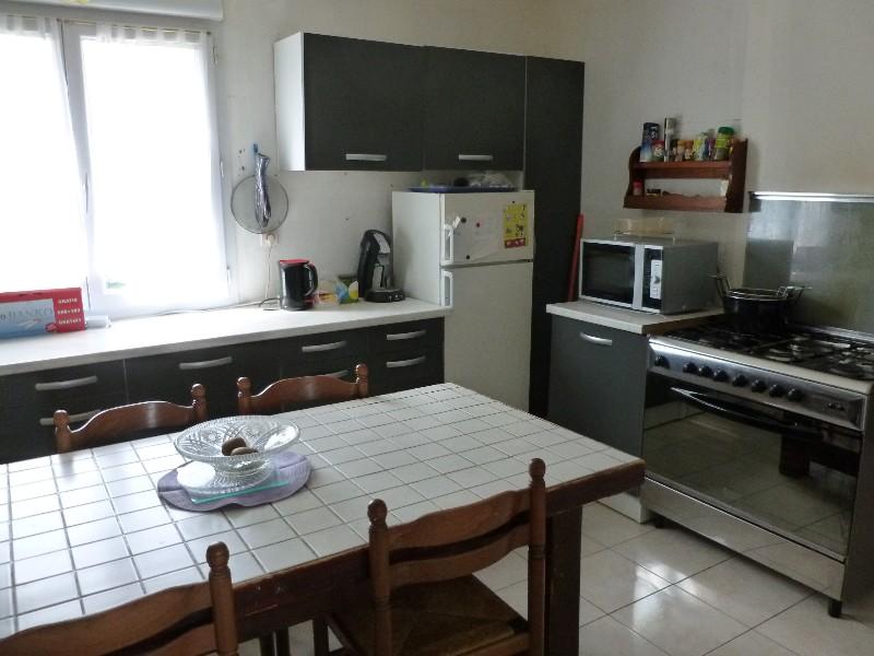Erlon immobilier : Cuisine meublée