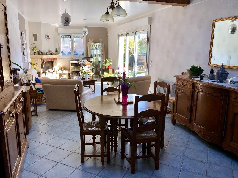 Erlon immobilier : Séjour double