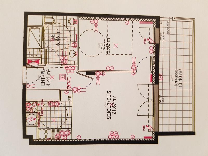 Erlon immobilier : T2 45 m² RDC