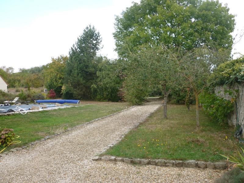 Erlon immobilier : Terrain clos avec piscine