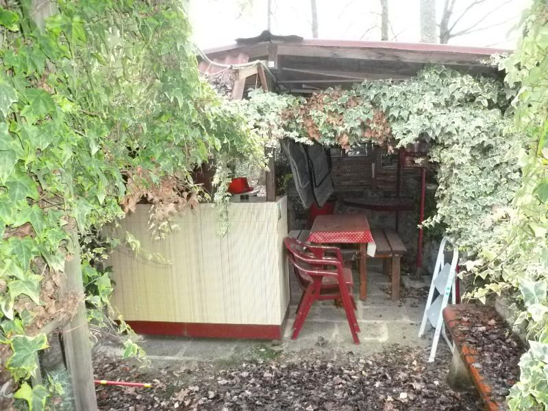 Erlon immobilier : Terrasse couverte