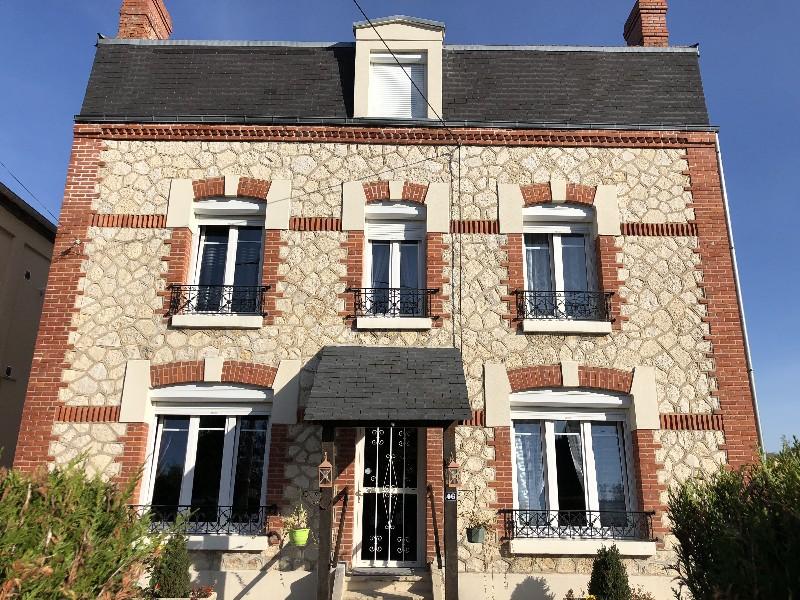 Erlon immobilier : Belle maison ancienne
