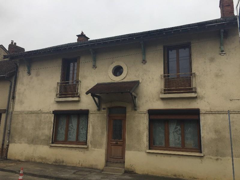 Erlon immobilier : façade
