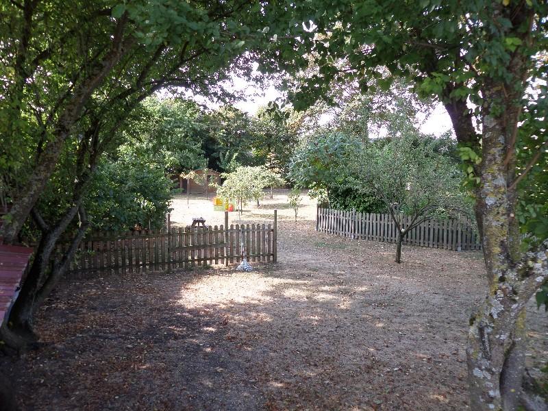 Erlon immobilier : jardin