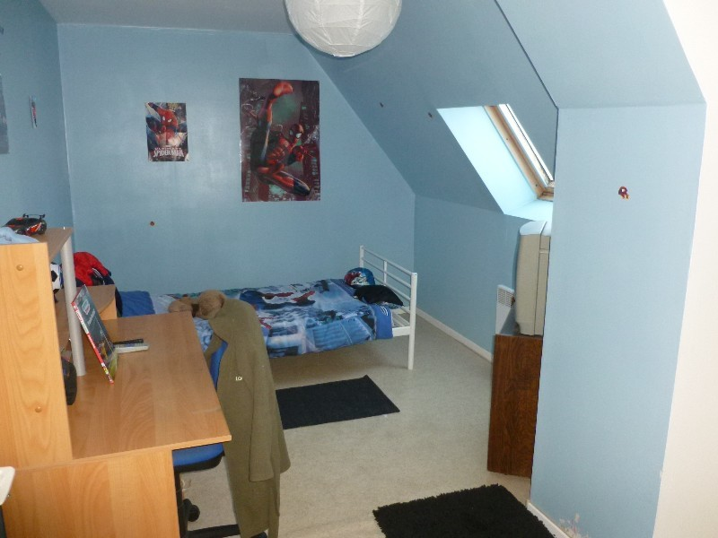 Erlon immobilier : Chambre au 2ème étage