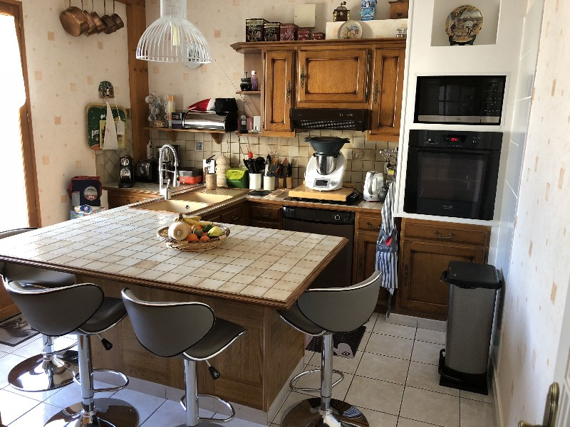 Erlon immobilier : Cuisine équipée
